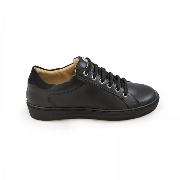 giorgio salustro sneaker 5050black Winter sneakers