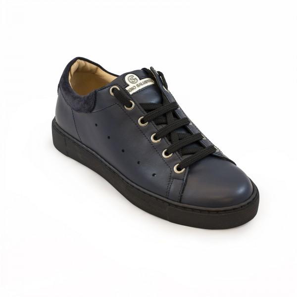 giorgio salustro sneaker 5040blue Winter sneakers