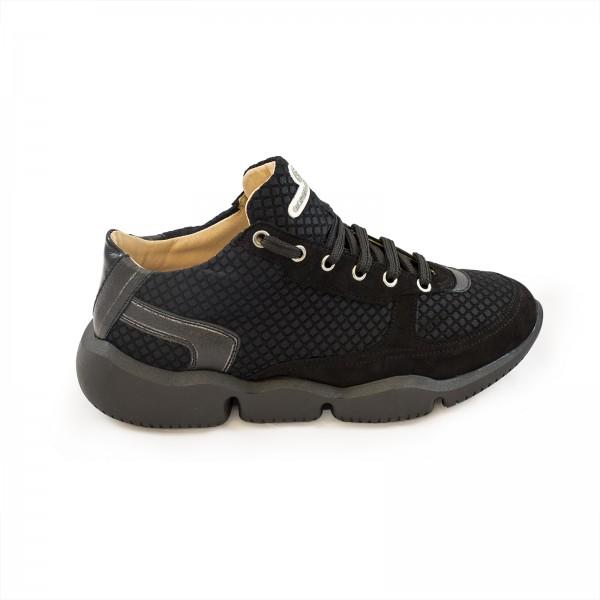 giorgio salustro sneaker 2040black Winter sneakers