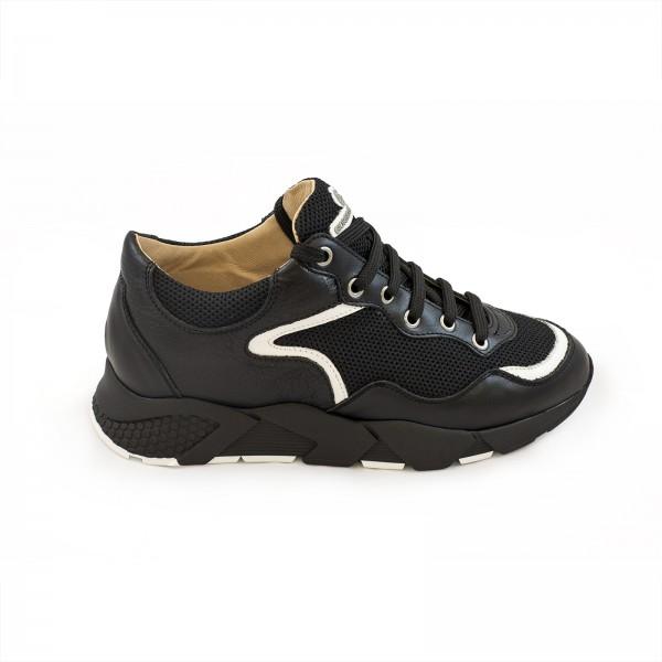 giorgio salustro sneaker 2030black Winter sneakers