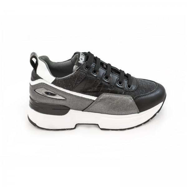 KEYS3462BLACK Winter sneakers