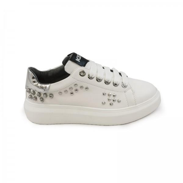 KEYS2202WHITE Winter sneakers